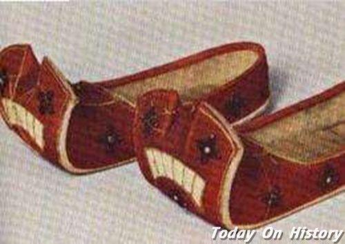 明代的鞋翘文化 古鞋何以会出现鞋翘