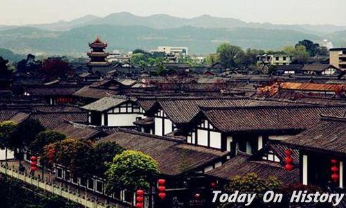 中国四大历史古城 拥有灿烂文化的厚重底蕴