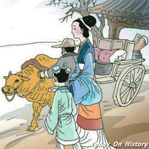 中国历史上的三大贤母 她们成为中国母亲的典范