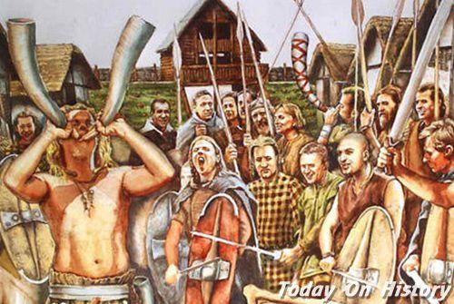 凯尔特人是什么人 凯尔特人是英国人的前身?