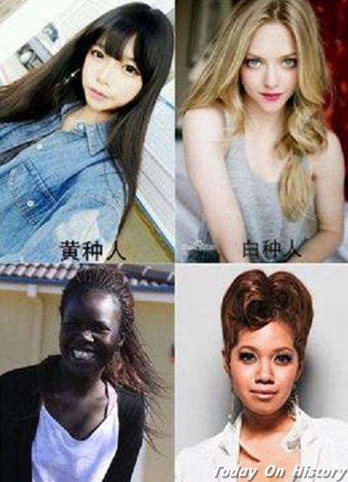 四大人种分类 四大人种有何特征