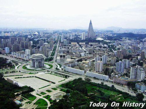 朝鲜房子免费是真的吗 有钱也买不到的平壤户口