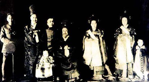 朝鲜高宗李熙简介 李熙的后妃