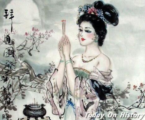 中秋节拜月的仪式流程